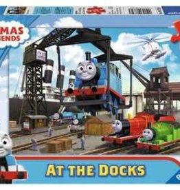 Ravensburger Thomas & Friends At the Docks 35 Pc Puzzle