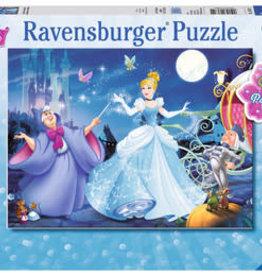 Ravensburger Adorable Cinderella (100 pc Glitter)