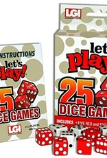 Let's Play 25 Games - Dice