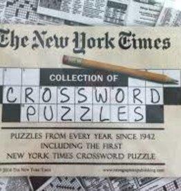 New York Times Newspapers - Crosswords