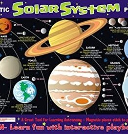 Magnetic Solar System Play Set