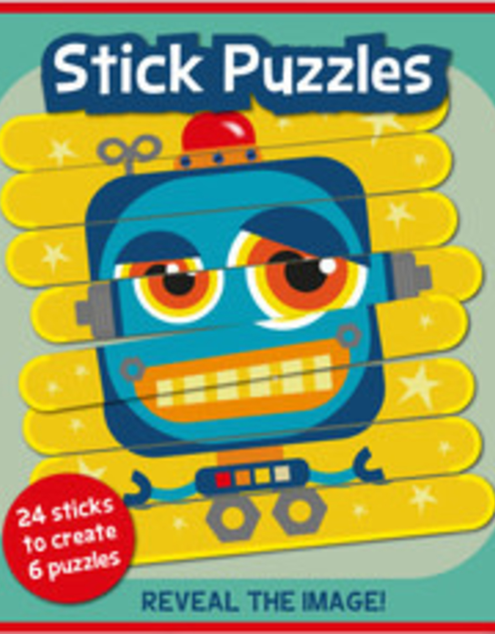 Magic Maisy Stick Puzzles