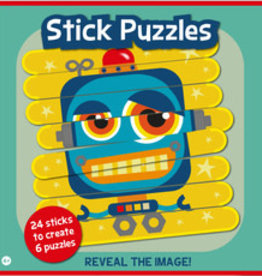 Magic Maisy Stick Puzzles