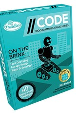 Think Fun Code On The Brink