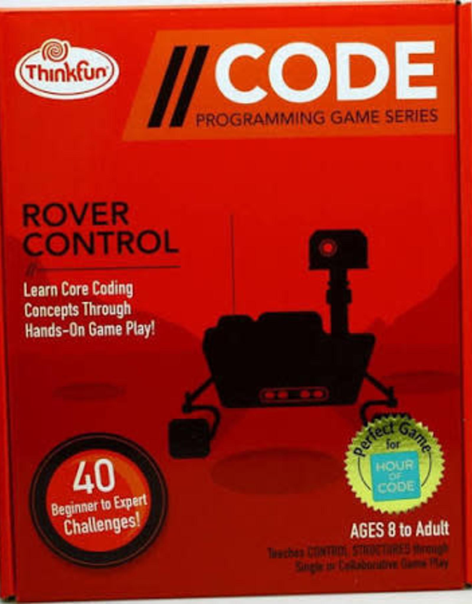 Think Fun Code Rover Control