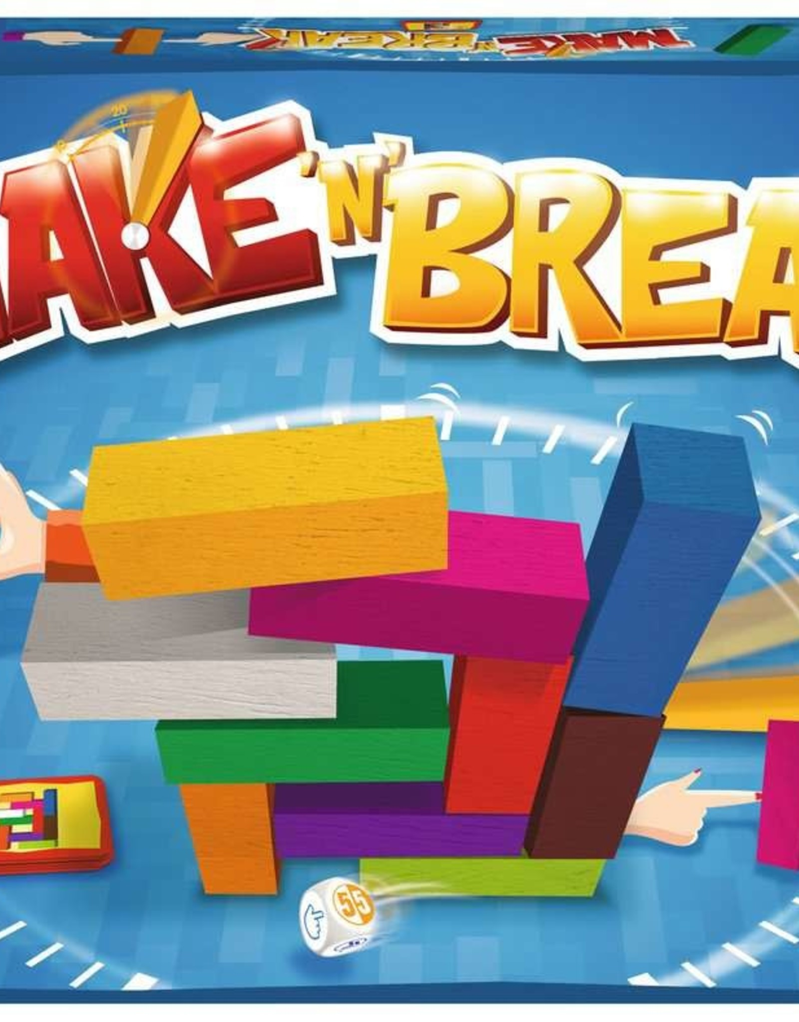 Ravensburger Make n' Break Game