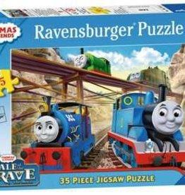 Ravensburger Thomas Tale of the Brave 35 pc puzzle