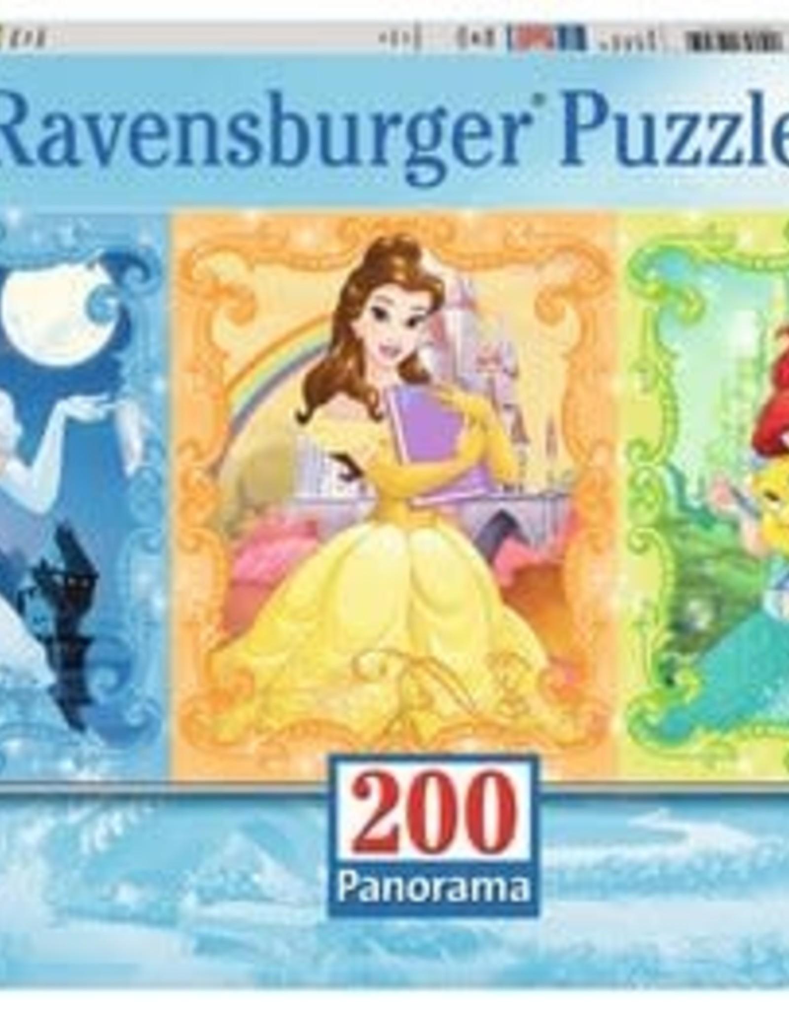 Ravensburger Beautiful Disney Princesses (200 pc Panorama)