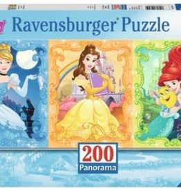 Ravensburger Beautiful Disney Princesses 200pc