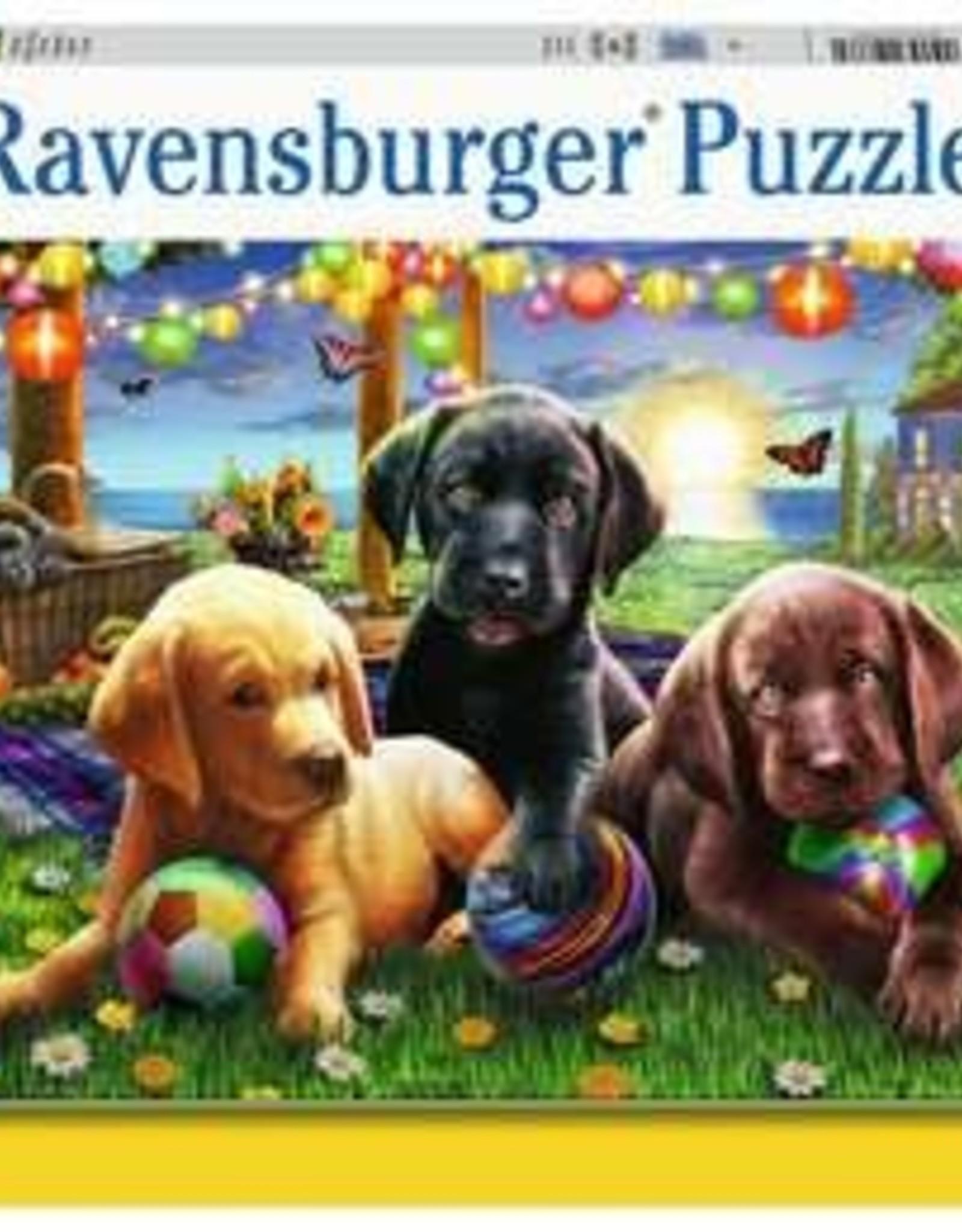 Ravensburger Puppy Picnic 100pc