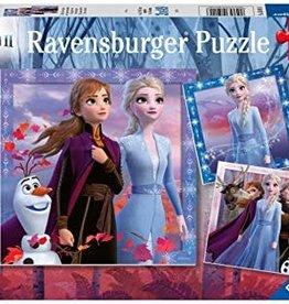 Ravensburger The Journey Starts  (3 x 49 pc)