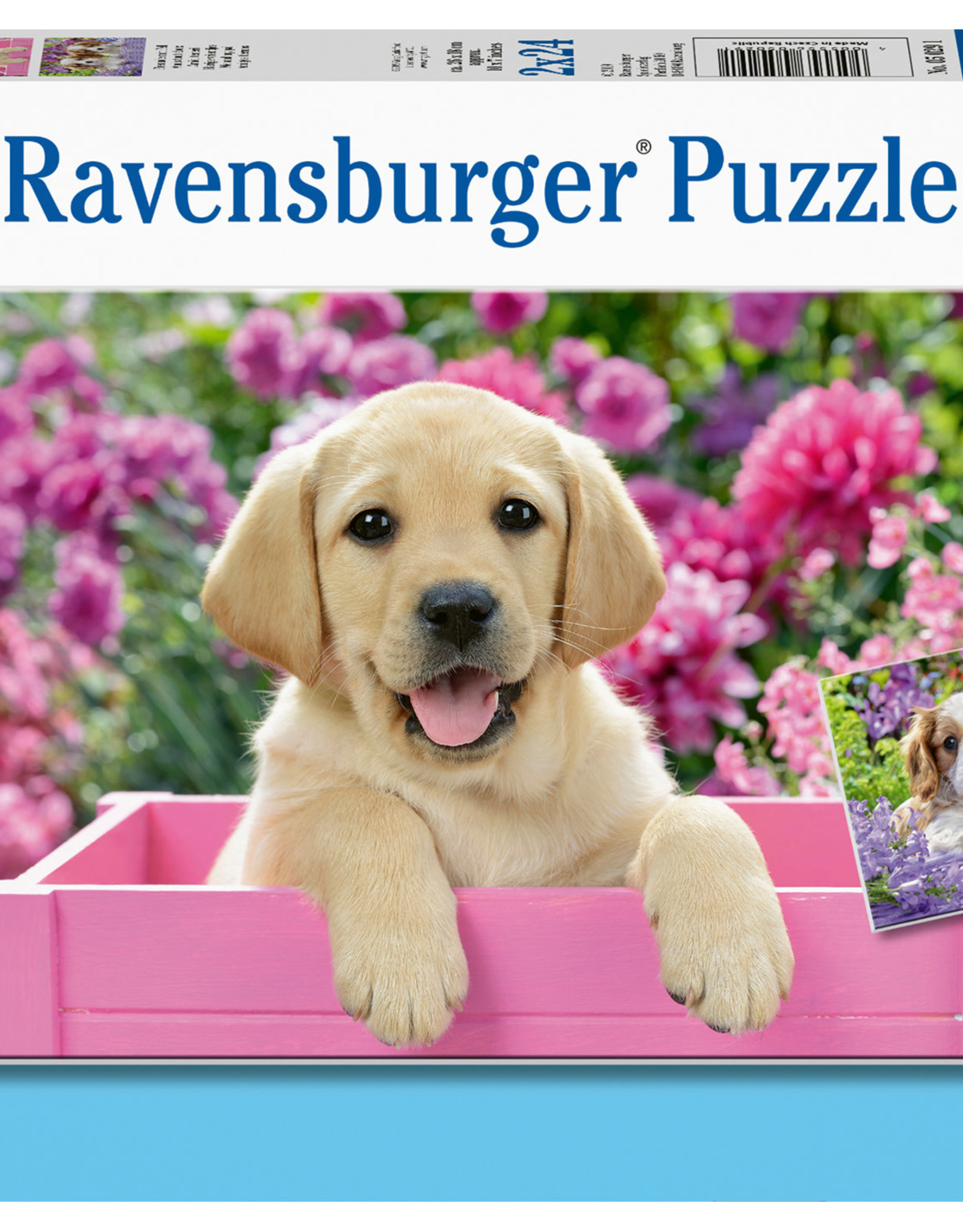 Ravensburger Me and My Pal 2 x 24Pc