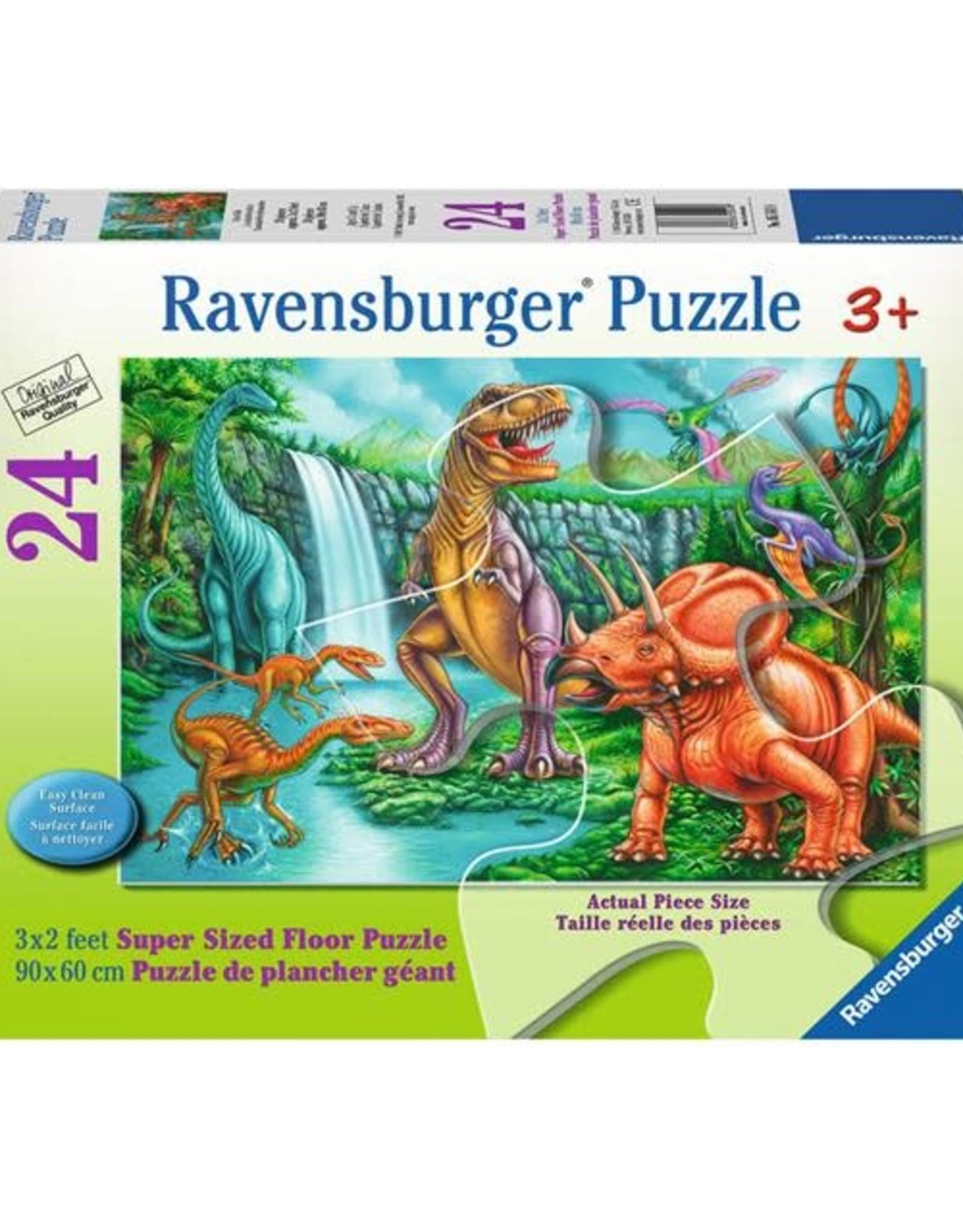 Ravensburger Dino Falls  (24PC)