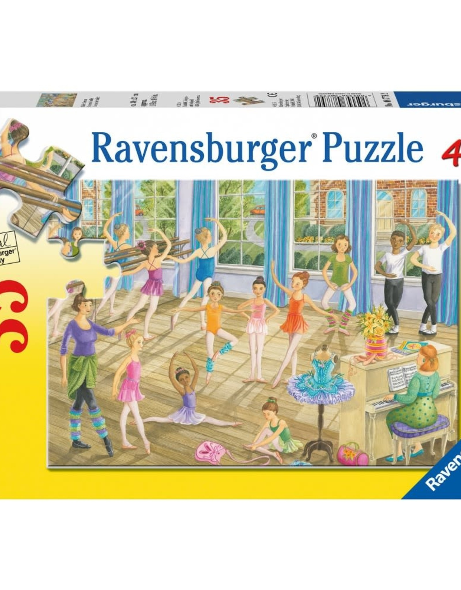 Ravensburger Ballet Lesson  (35 pc)