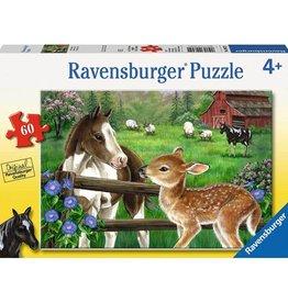 Ravensburger New Neighbors (60 PC)