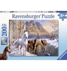 Ravensburger Winter Horses (200 PC)