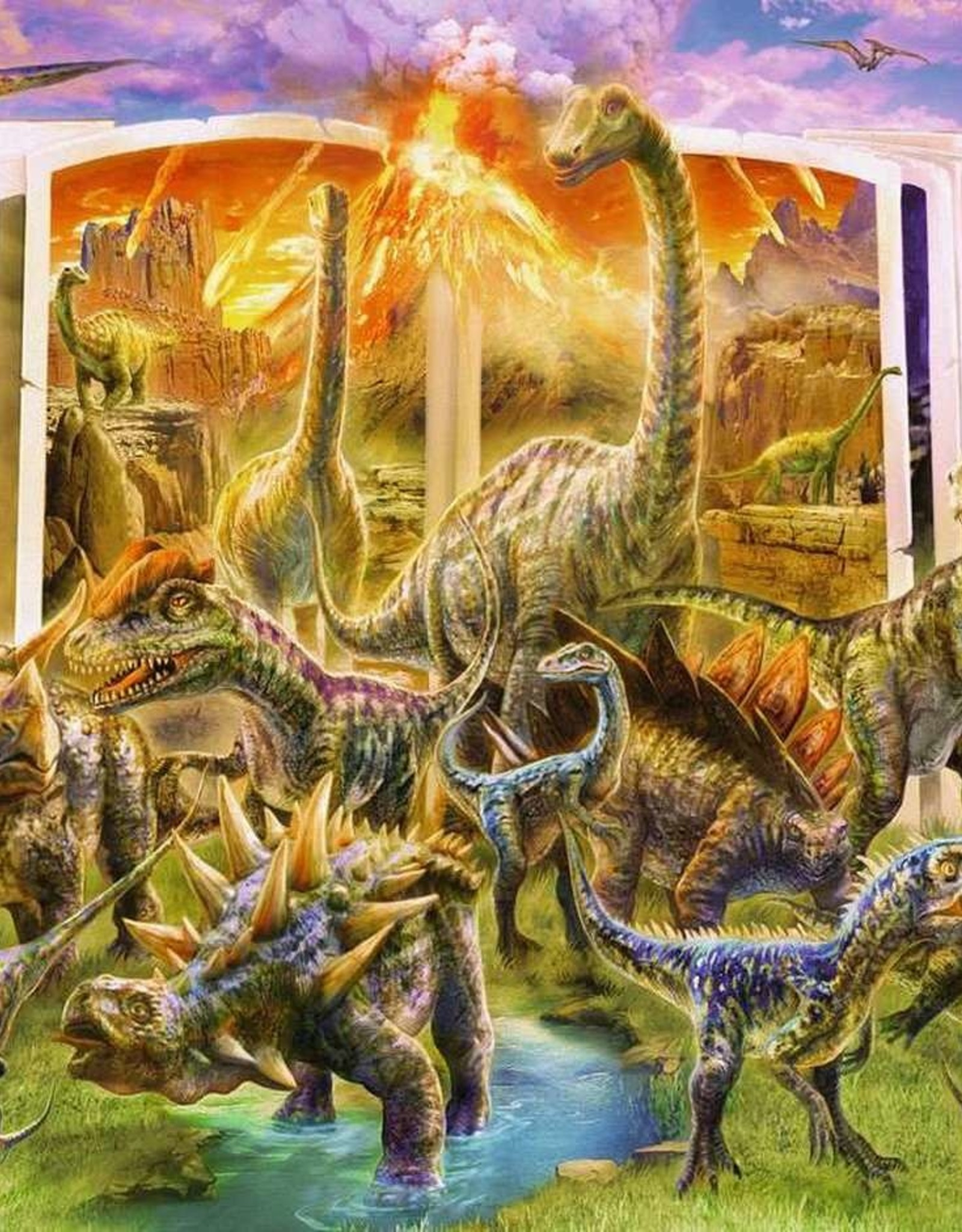 Ravensburger Dino Dictionary (300 PC)