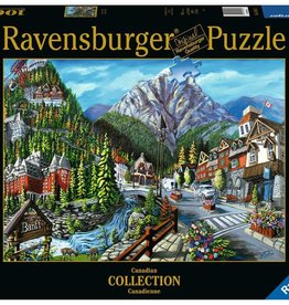 Ravensburger Welcome To Banff 1000 Pc