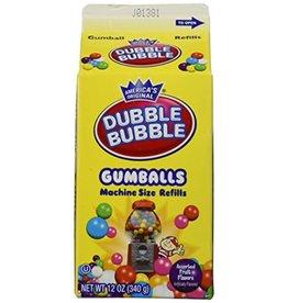 Dubble Bubble Gumballs 270pc 20oz