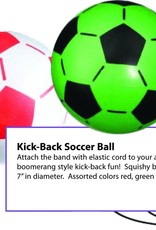 Kick Back Soccer Ball