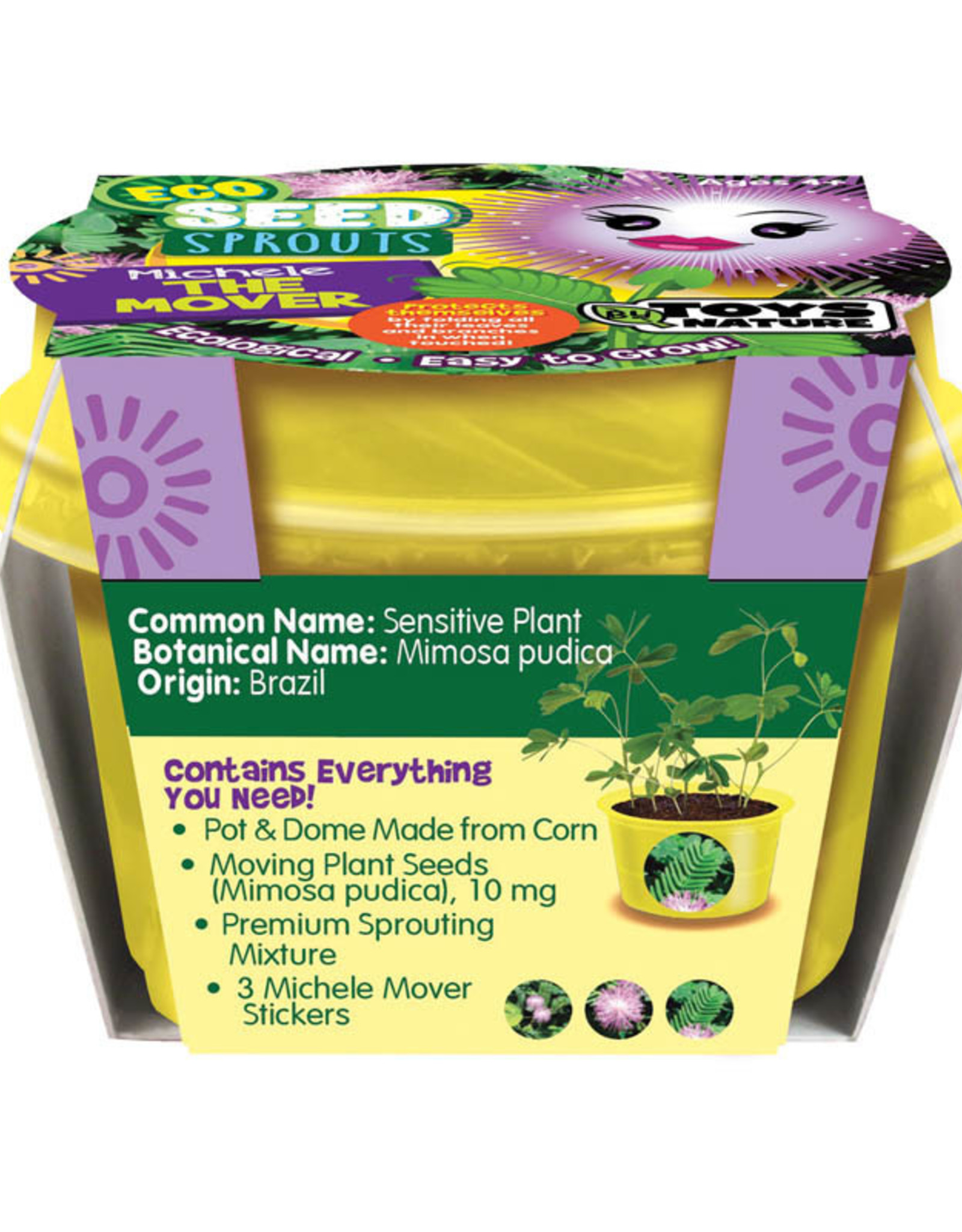 Eco Seed Sprouts-Michele The Mover