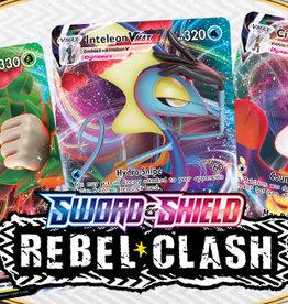 Pokemon POKEMON : Rebel Clash Booster