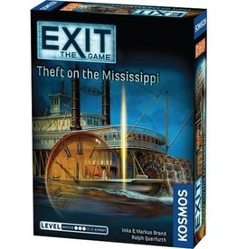 Thames & Kosmos EXIT : Theft on the Mississippi
