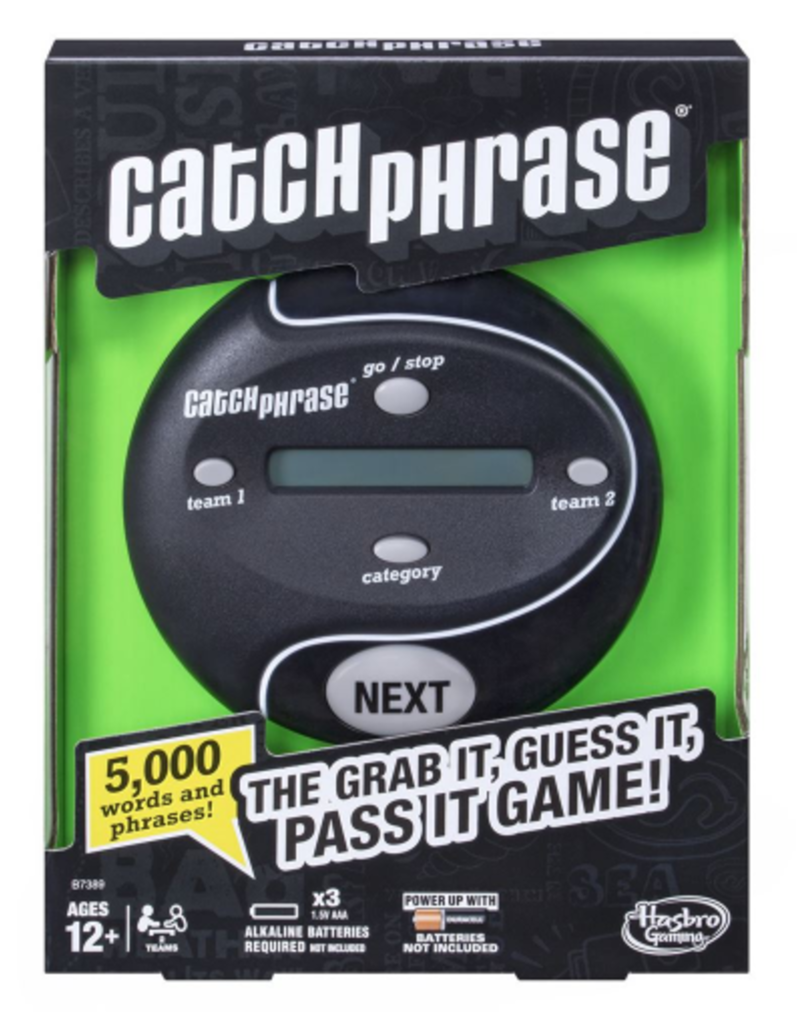 Hasbro Catch Phrase