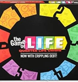 Hasbro GAME of LIFE - QUARTER LIFE CRISIS