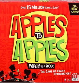 Hasbro Apples to Apples