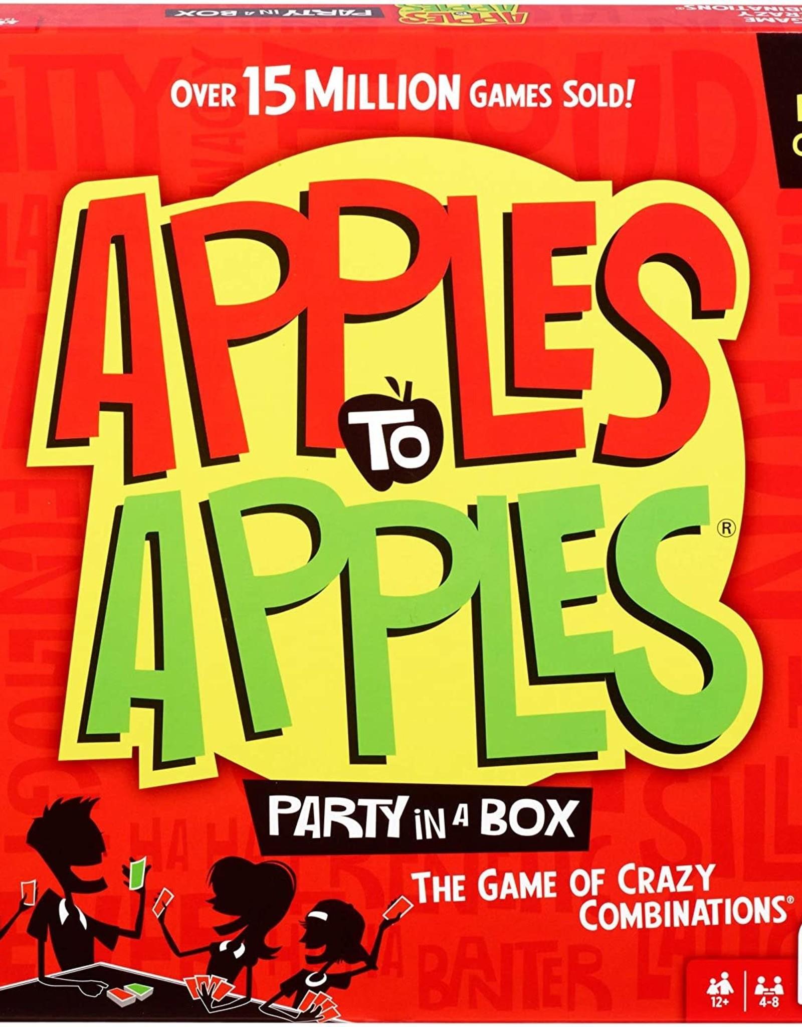 Hasbro Apples to Apples