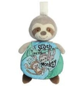 Ebba Story Pals - The Sloth and Monkey
