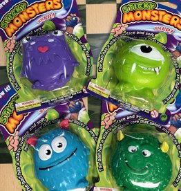 Sticky Monsters