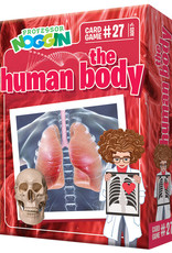 Professor Noggin Prof. Noggin The Human Body