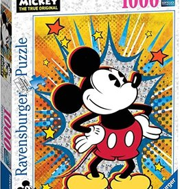 Ravensburger Retro Mickey (1000 pc)