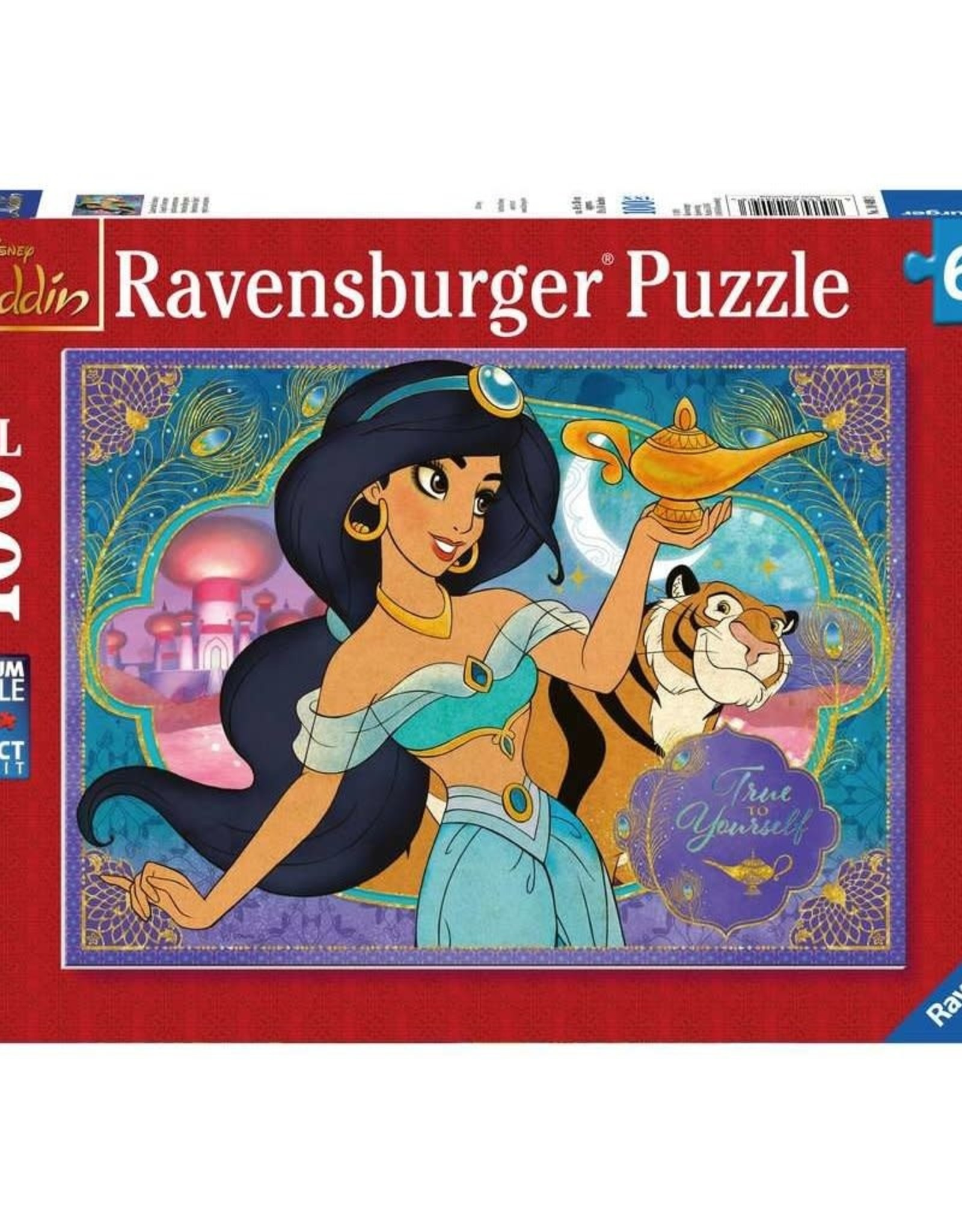 Ravensburger Adventurous Spirit (100 pc)