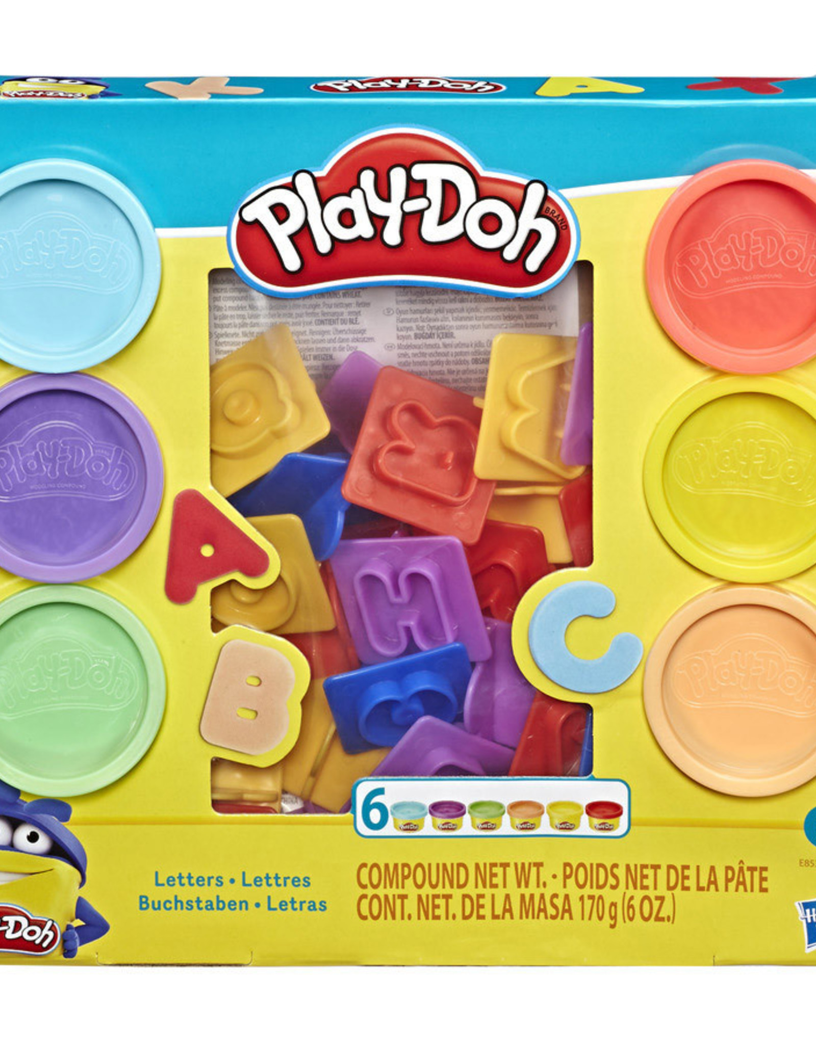 Play Doh Play-Doh Fundamental Letters