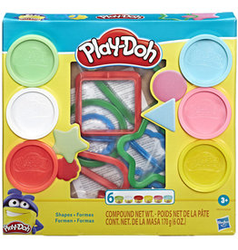 Play Doh Play-Doh Fundamental Shapes