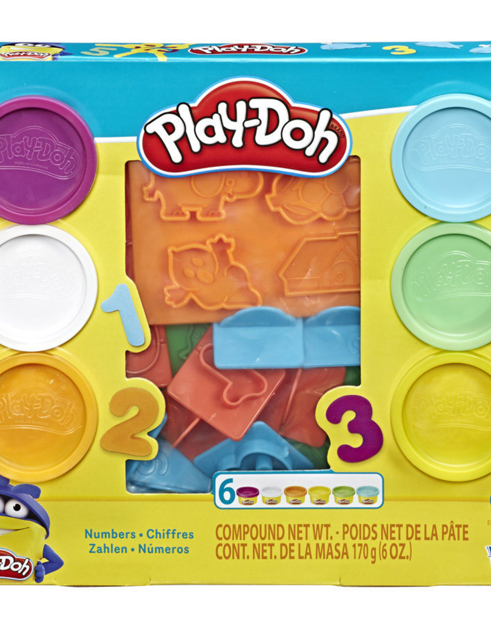 Play Doh Play-Doh Fundamental Numbers
