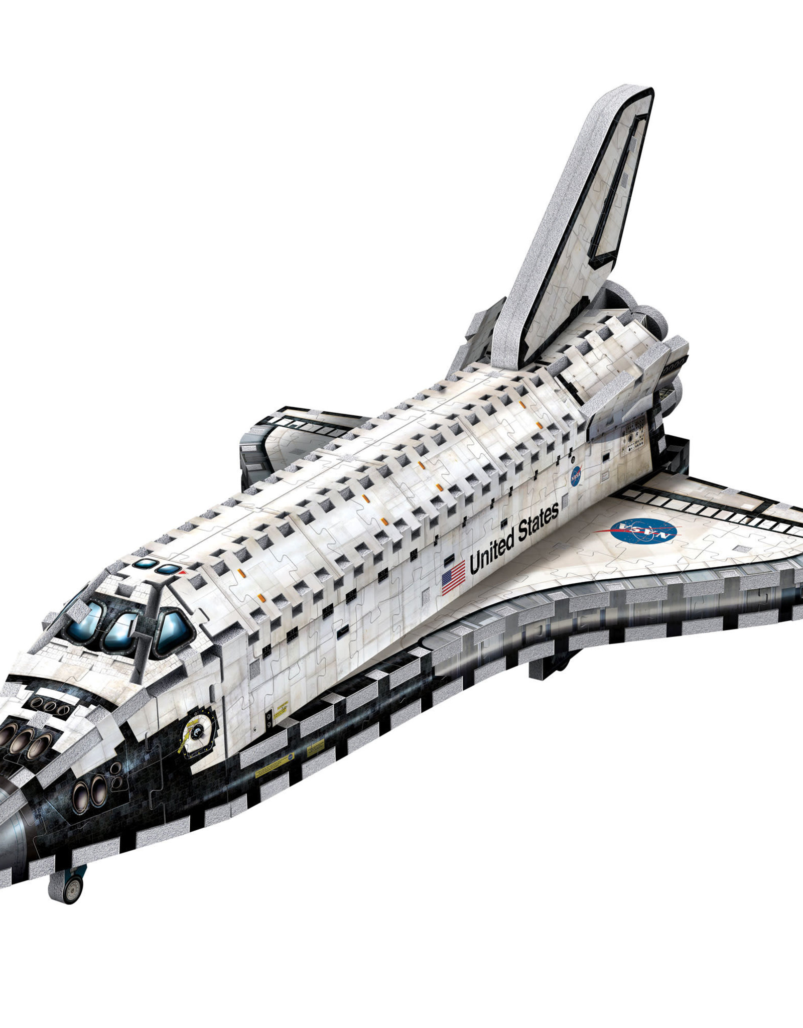 Wrebbit Space Shuttle Orbiter