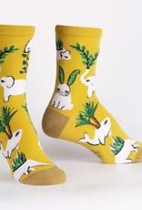 Sock It To Me WOMEN'S CREW: PLANTERS GONNA PLANT