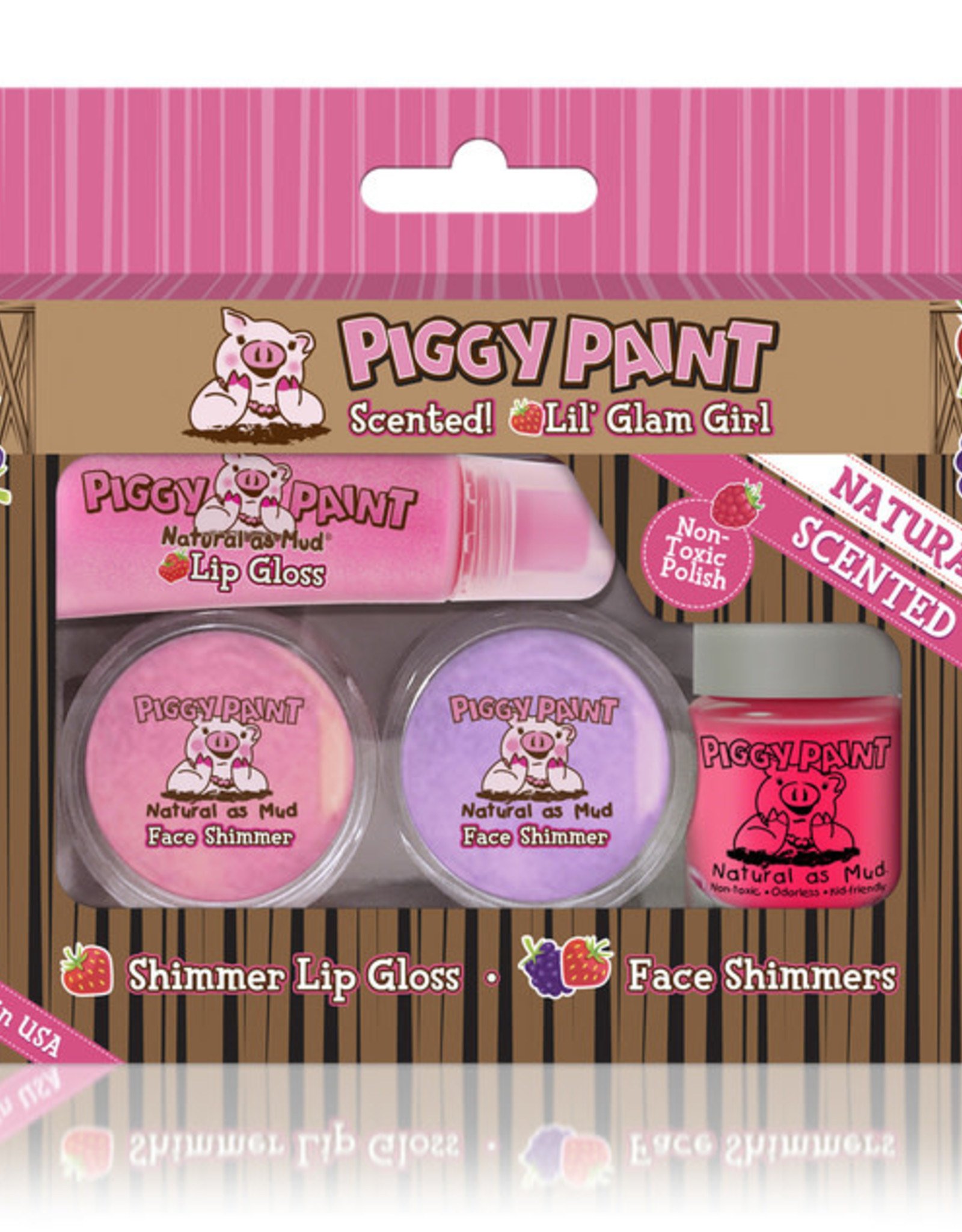 Piggy Paint Lil' Glam Girl