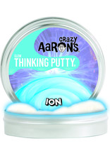 Crazy Aaron's Thinking Putty Ion 4'' Glow