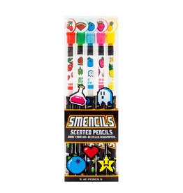 Smencils Gamer Smencils Sets (of 5)