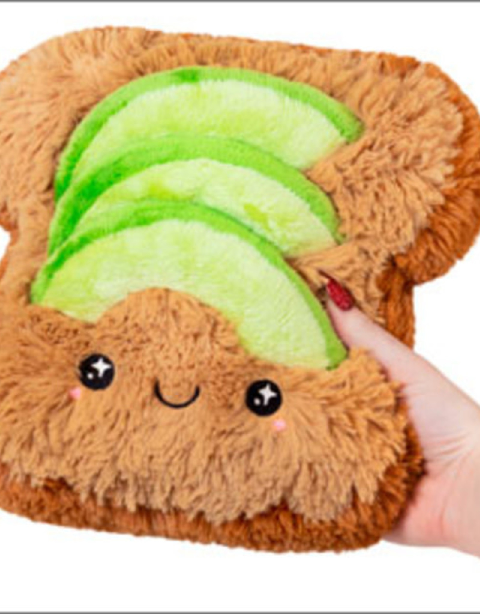 Squishable Mini Comfort Food Avocado Toast