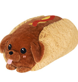 Squishable Mini Squishable Dachsund Hot Dog