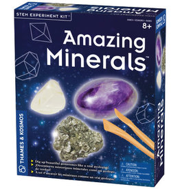 Thames & Kosmos AMAZING MINERALS - 3L VERSION