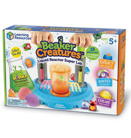 Learning Resources Beaker Creature Liquid Reactor Super Lab