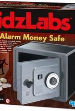 4M Buzz Alarm Money Safe