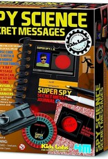 4M Spy Science - Secret Messages